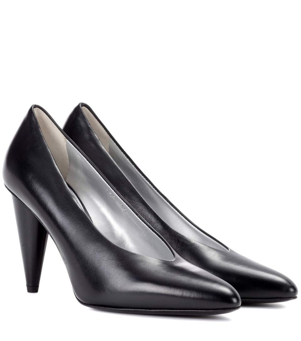 Acne Studios Suria Leather Pumps