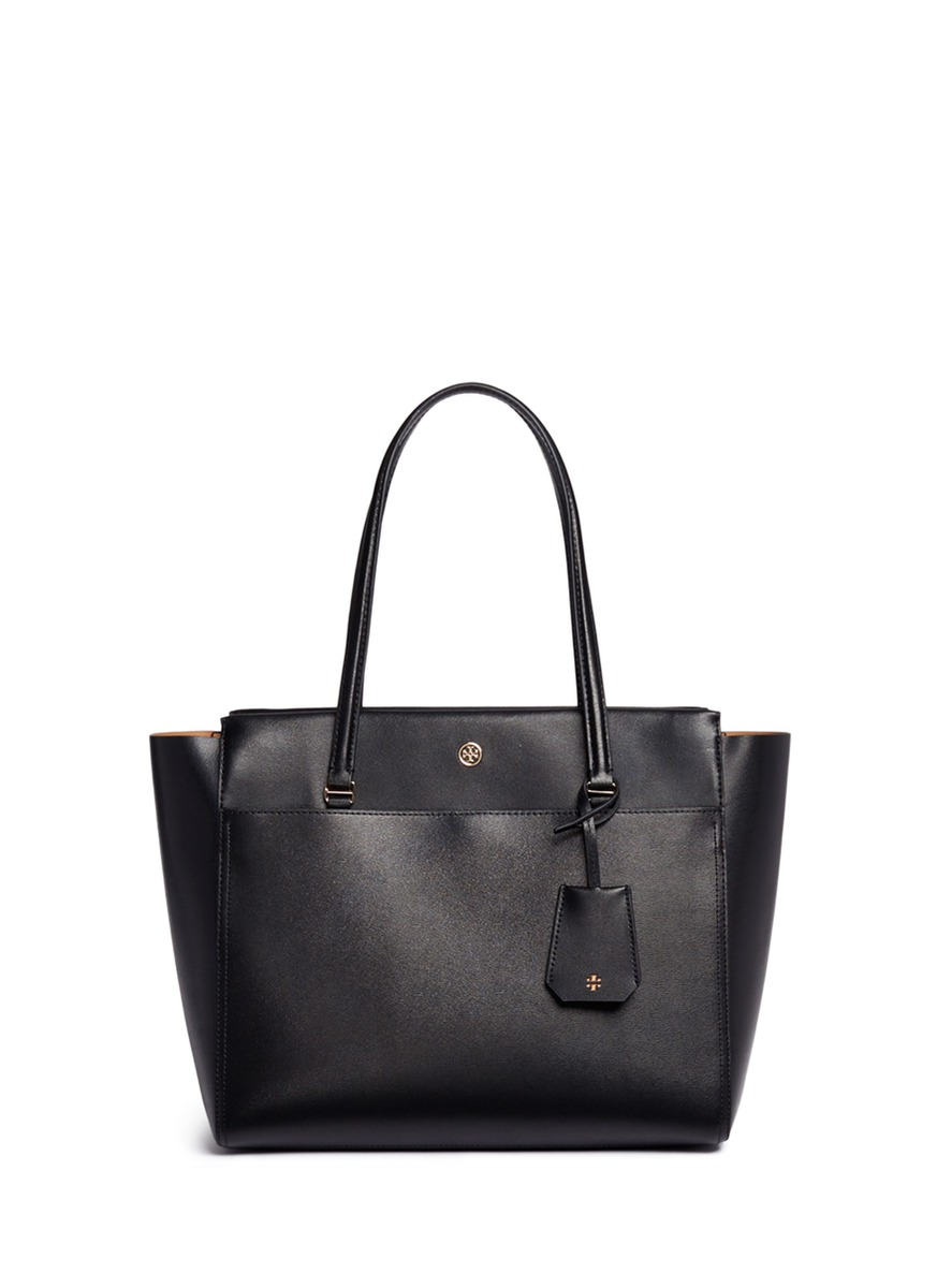 Tory Burch 'Parker' Leather Tote