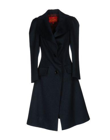 Vivienne Westwood Coats In Deep Jade
