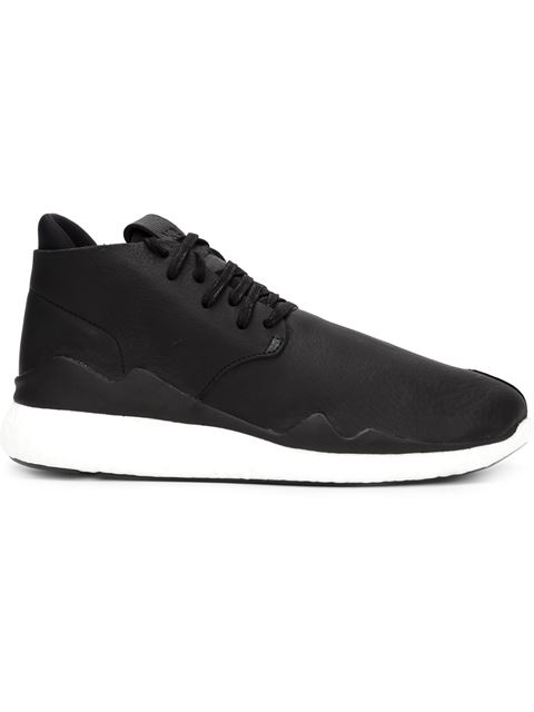 Y-3 'retro Boost' Sneakers In Black