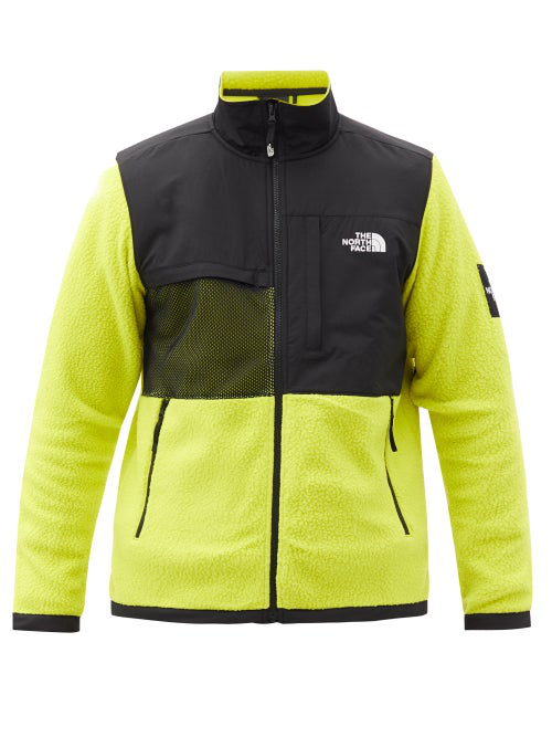 The North Face Denali High-neck Fleece Jacket In Multi
