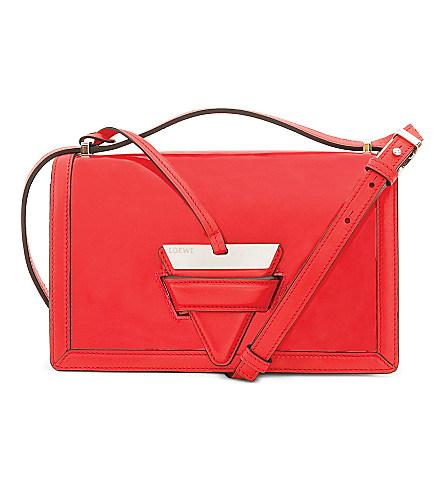 Loewe Barcelona Small Bag In Red