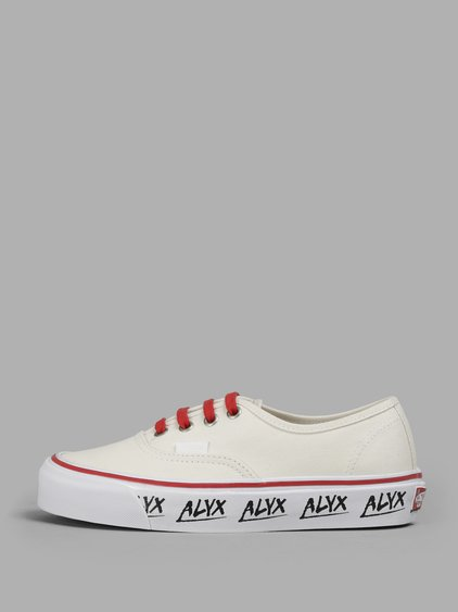 85113d4b43d7eb Alyx Off-White Vans Edition Og Authentic Lx Sneakers