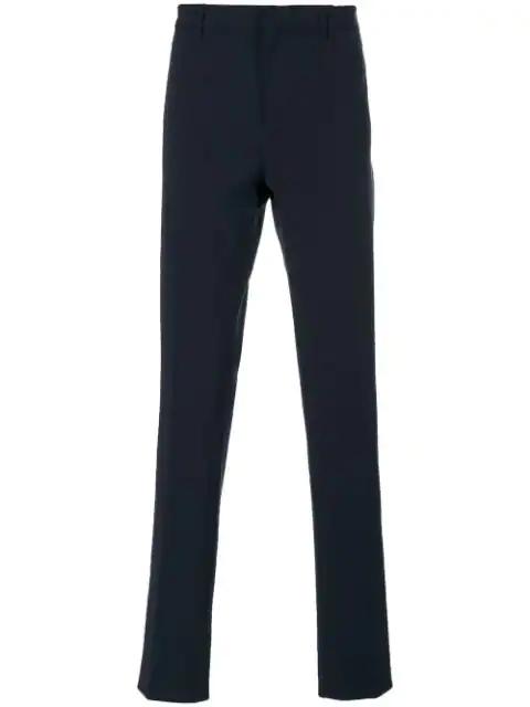 Joseph Tailored Trousers - Blue