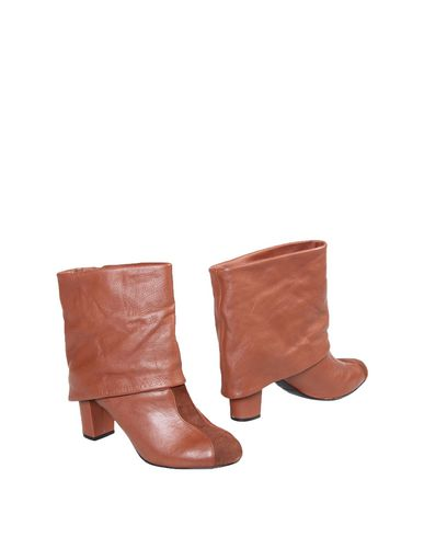 See By ChloÉ Ankle Boot In Rust