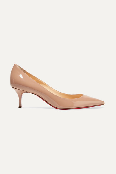 christian louboutin beige pigalle