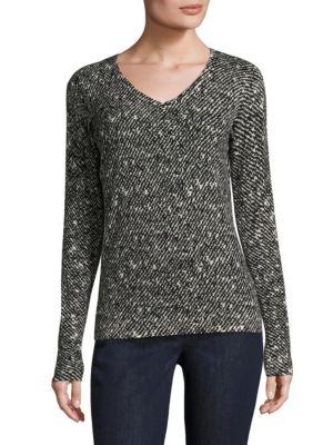 Escada Scashmara Cashmere Sweater In Black