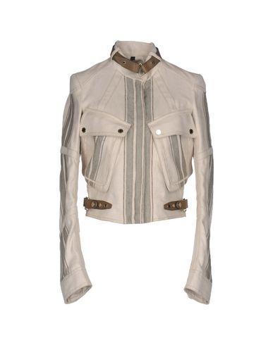 Belstaff Jackets In Ivory