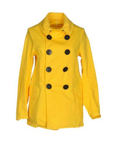 Dsquared2 Denim Jacket In Yellow
