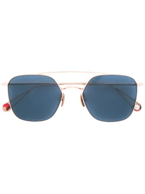 Ahlem Concorde Sunglasses In Rose Gold