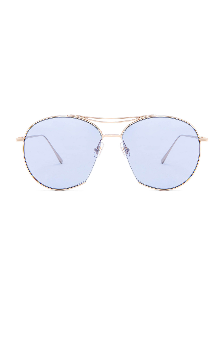 0838665648d45 Gentle Monster Jumping Jack 60Mm Aviator Sunglasses In Metallics ...