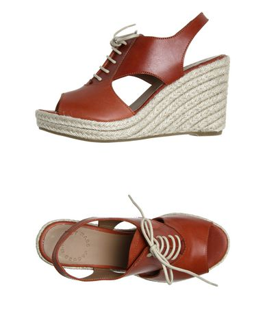 Marc By Marc Jacobs Espadrilles In Brown