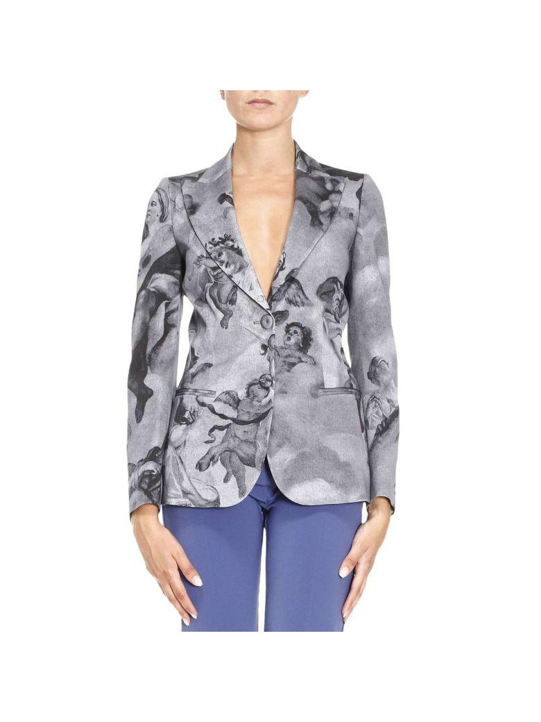 Moschino Blazer Blazer Women  Couture In Black