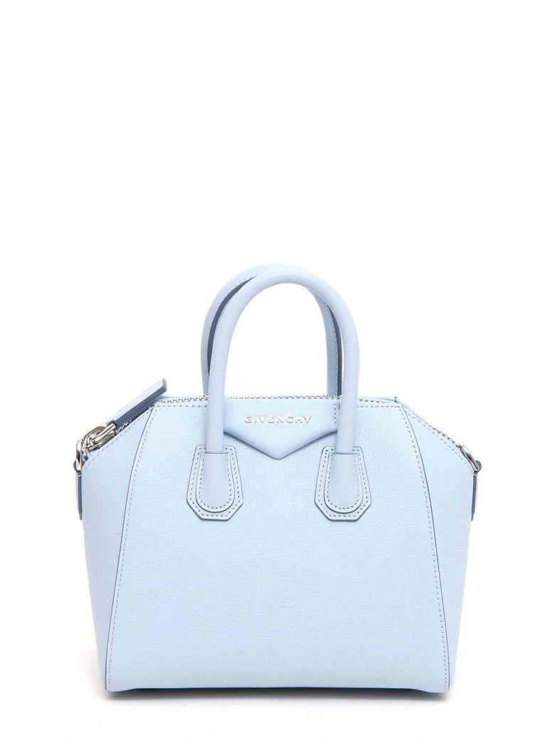 77a2bec736 Givenchy  Antigona  Mini Handbag In Baby Blue