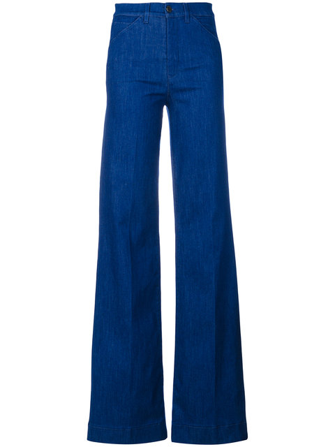 Victoria Beckham Blue