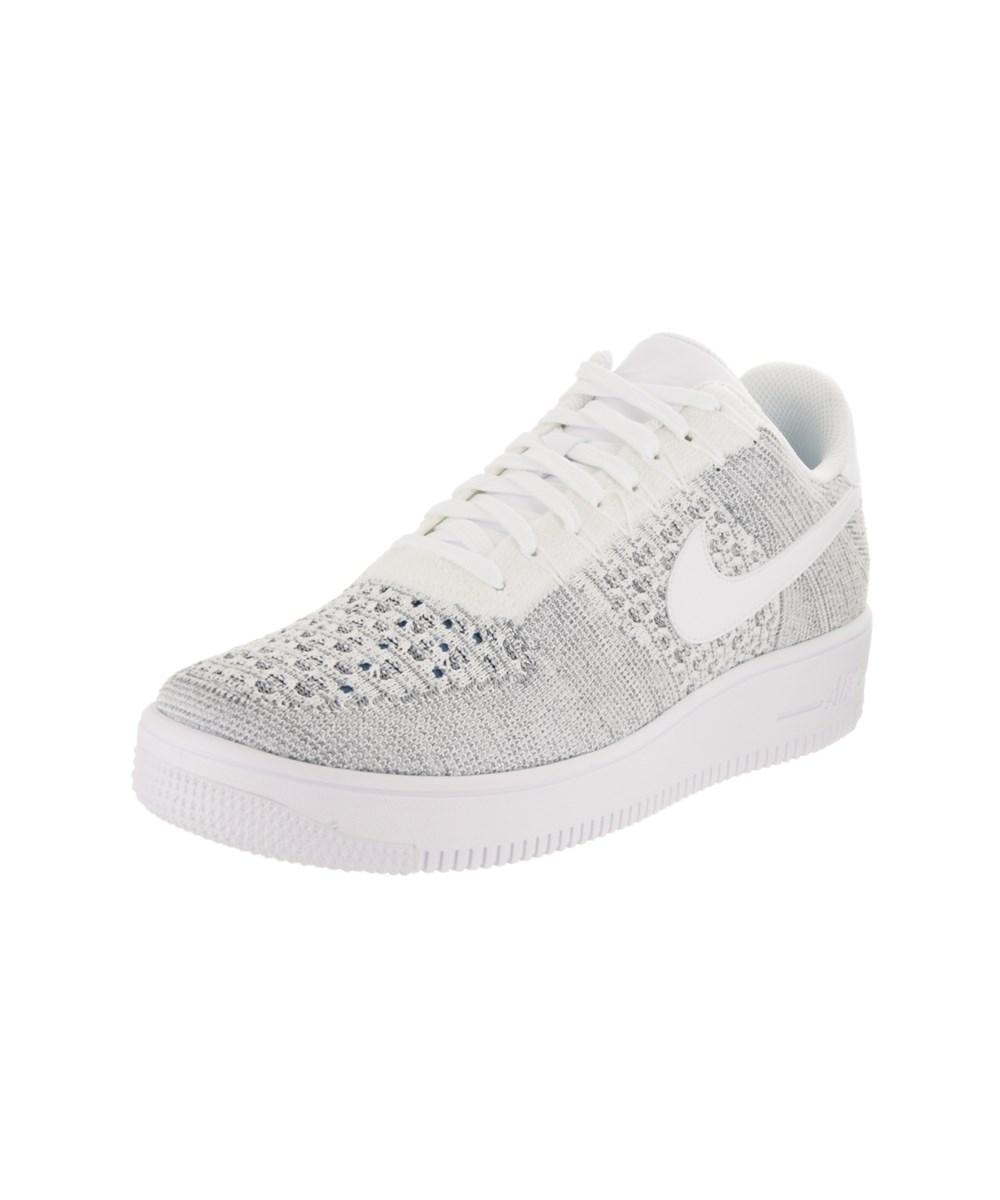 best website 09794 a5aa9 Nike Men'S Af1 Ultra Flyknit Low Basketball Shoe' in Grey
