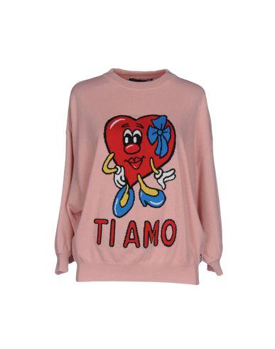 Love Moschino Sweaters In Pink