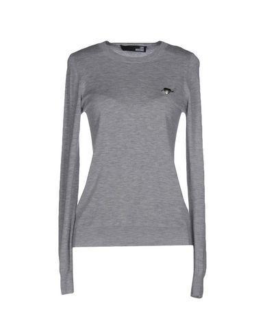 Love Moschino Sweater In Light Grey