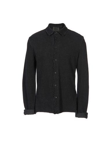 Lost & Found Shirts In Steel Grey