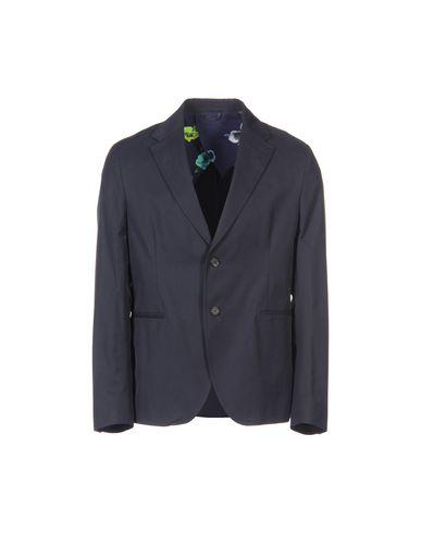 Raf Simons Blazer In Dark Blue