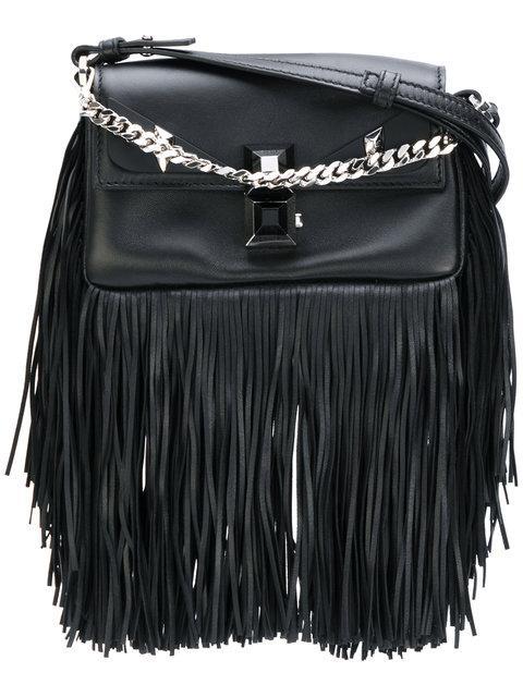 9b800f8742 Fendi Micro Baguette Bag - Black | ModeSens