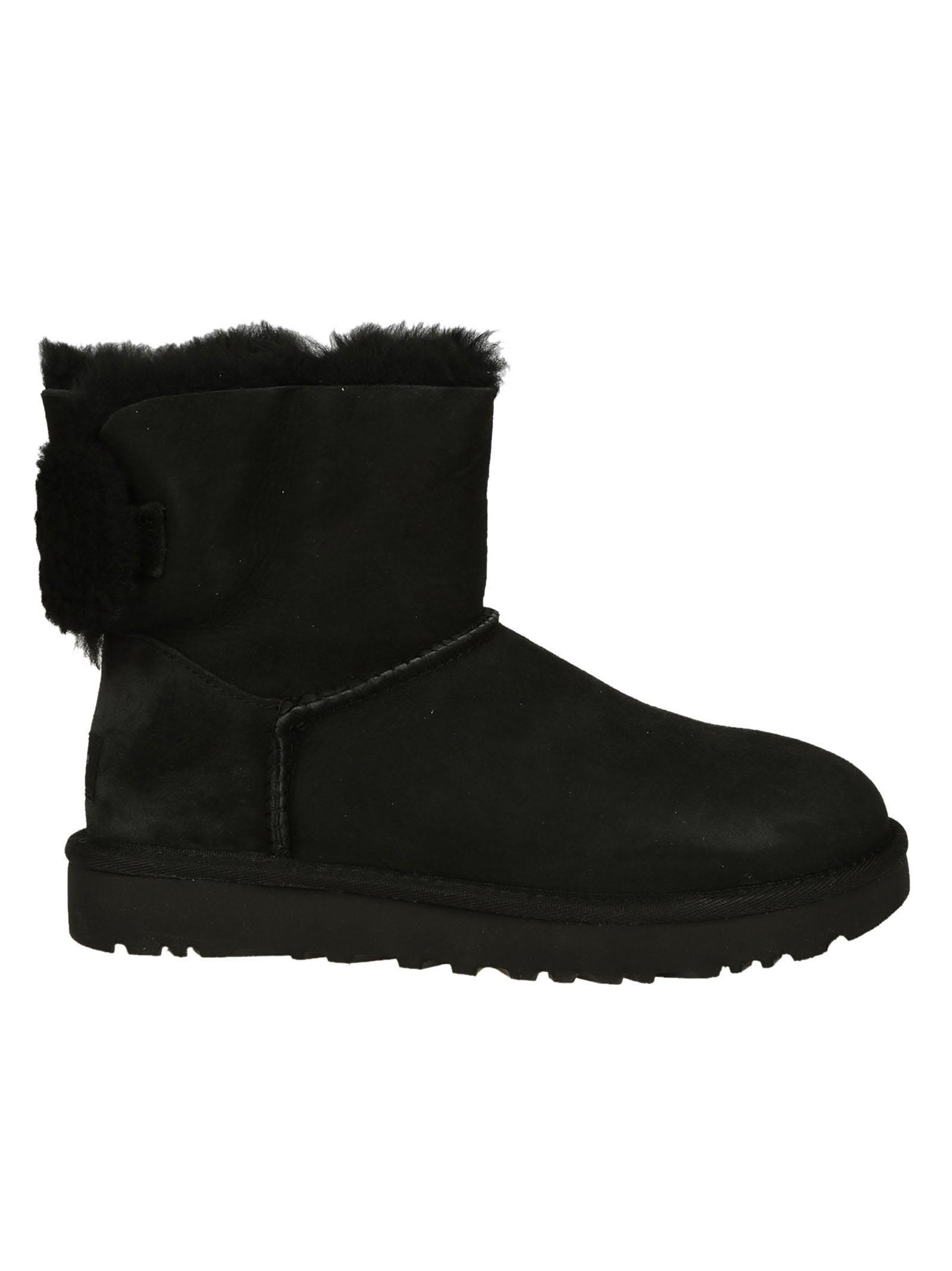 Ugg Arielle Boots In Black