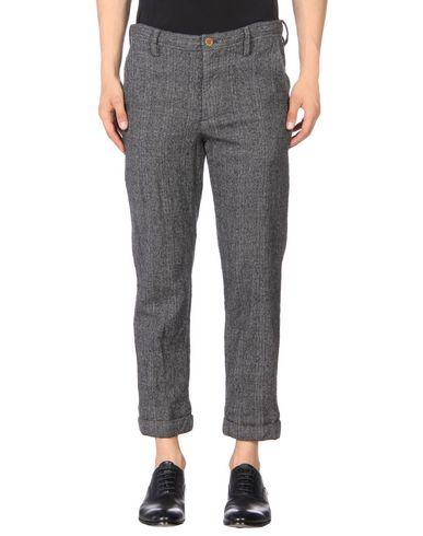 Undercover Casual Pants In Steel Grey