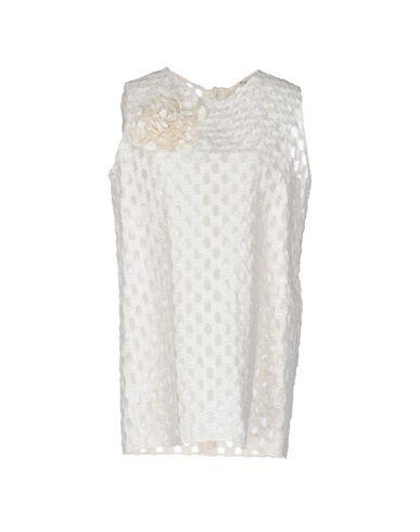 Lanvin Top In Ivory