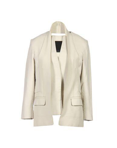 Alexander Wang Jacket In Ivory