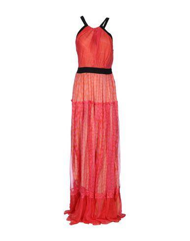 Roberto Cavalli Long Dresses In Fuchsia