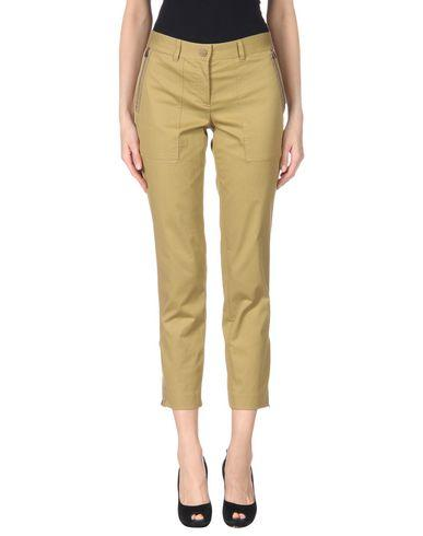Michael Kors Casual Pants In Military Green