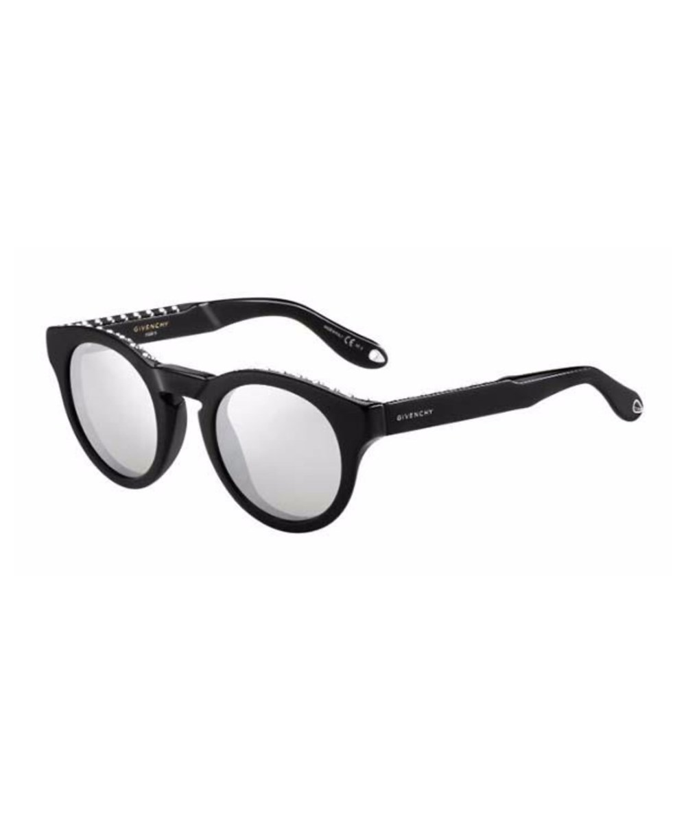 Givenchy 7007/s  Sunglasses In Black