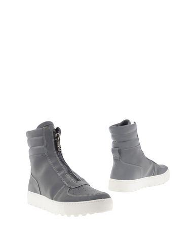 Bikkembergs Boots In Grey