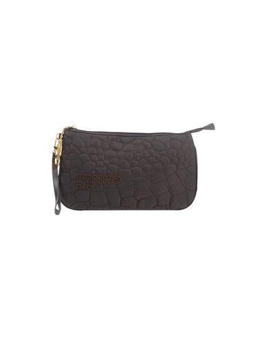 Pinko Handbag In Dark Brown