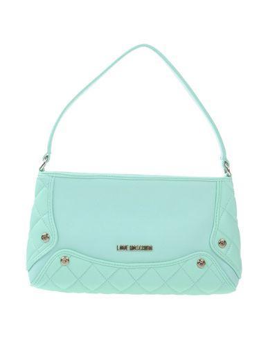 Love Moschino Handbag In Light Green