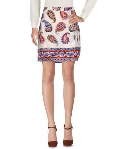 Tory Burch Mini Skirts In Beige