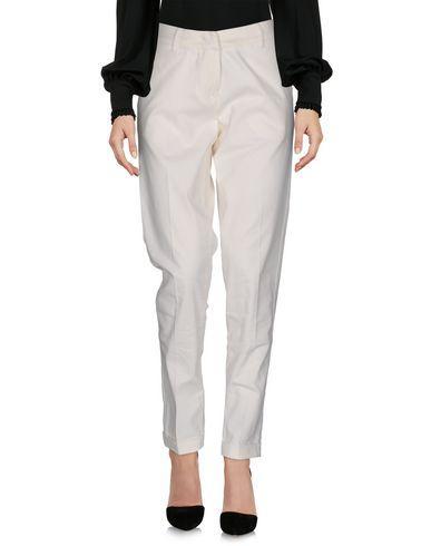 Essentiel Antwerp Casual Pants In Ivory