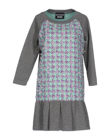 Boutique Moschino Short Dress In Light Green