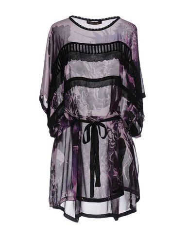 Roberto Cavalli Floral Shirts & Blouses In Purple