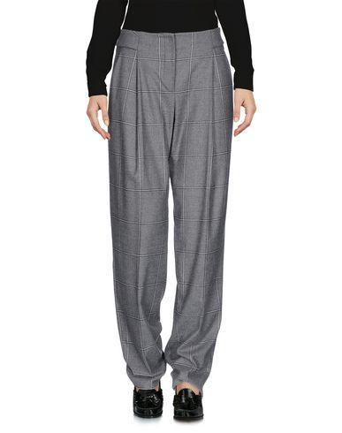 Emporio Armani Casual Pants In Grey