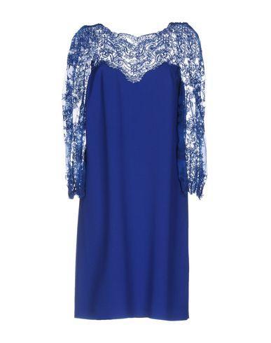 Ermanno Scervino Knee-length Dress In Bright Blue