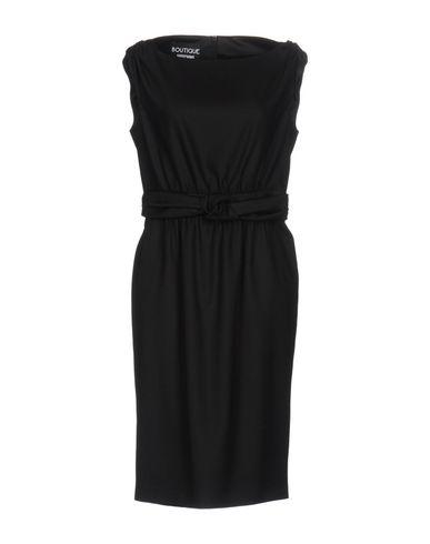 Boutique Moschino Knee-length Dress In Black
