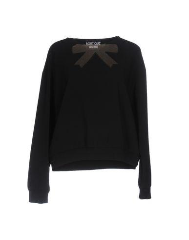 Boutique Moschino Sweatshirt In Black