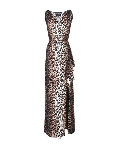 Boutique Moschino Long Dress In Beige