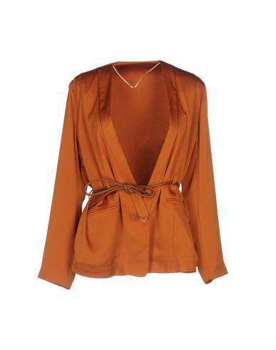 Pinko Blazers In Orange