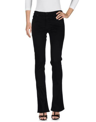 Mother Denim Pants In Black