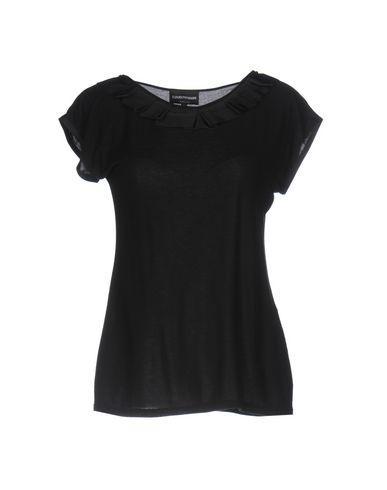 Emporio Armani T-shirts In Black