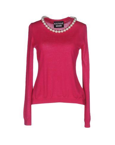 Boutique Moschino Sweater In Fuchsia