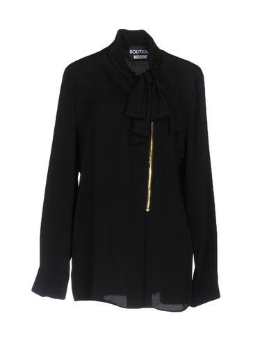 Boutique Moschino Blouse In Black