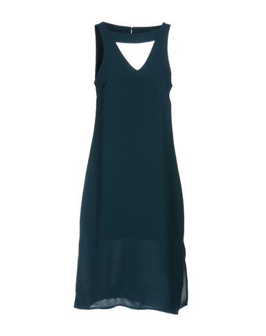 C/meo Collective Knee-length Dresses In Dark Green